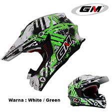 GM Supercross Neutron White-Green