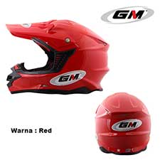GM Supercross Solid Red