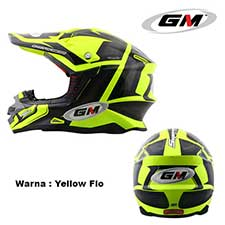 GM Supercross Tracker Yellow Flo