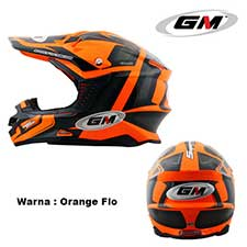 GM Supercross Traker Orange Flo