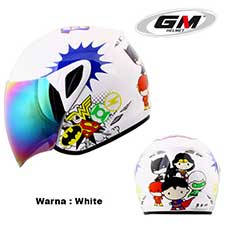 GM Teen Dc Cute 2 White