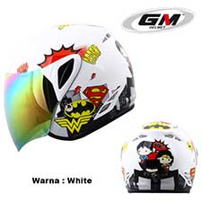GM Teen Dc Cute 3 White