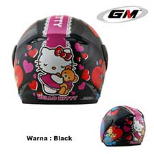 GM Teen Hello Kitty 1 Black