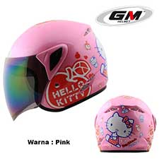 GM Teen Hello Kitty 3 Pink