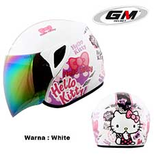 GM Teen Hello Kitty 4 White