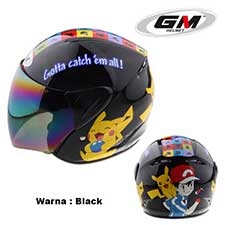 GM Teen Pokemon 1 Black