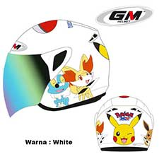 GM Teen Pokemon 3 White