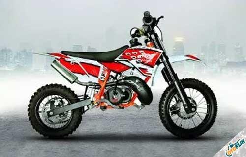 Gazgas Mini Trail GX 50 cc