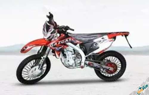 Gazgas Spesial Engine GXE 450cc