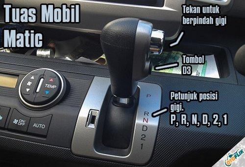 20 Cara Mengendarai Mobil Matic Dalam Segala Kondisi Untuk Pemula Otoflik