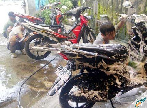Harga Alat Cuci Motor