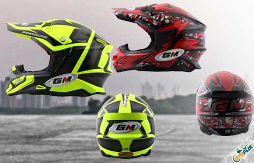 Harga Helm GM Cross