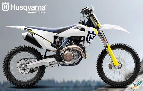 Harga Husqvarna FC 450