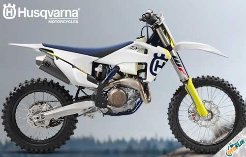 Harga Husqvarna FX 450