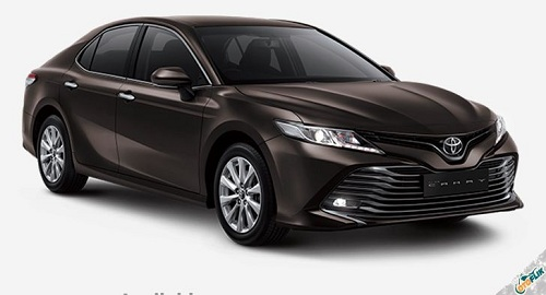 Harga Toyota All New Camry