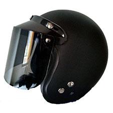 Helm Bogo DAG 02 Kaca Flat