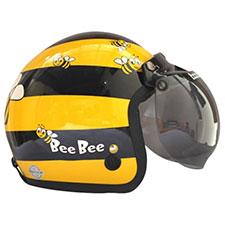 Helm Bogo IGLOO Retro BEE