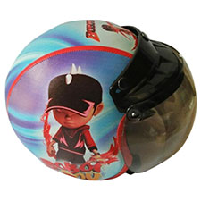 Helm Bogo Karakter Boboiboy Anak