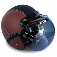 Helm Bogo Synthetic Leather