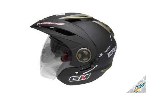 Helm GM New Imprezza Solid 2 Visor