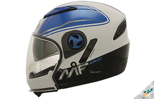 Helm INK Full Face MF-1