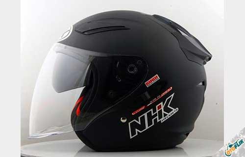 Helm NHK R1 Solid