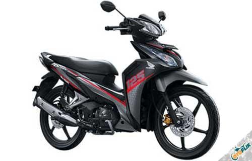 Honda Blade 2012