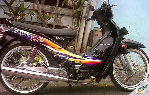 Honda Supra Fit 2004