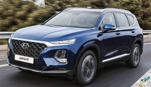 Hyundai Santa Fe Diesel