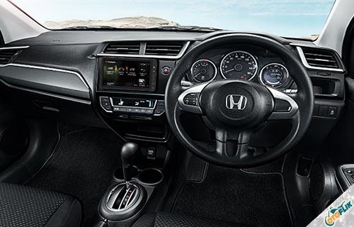 Interior Honda New BR-V
