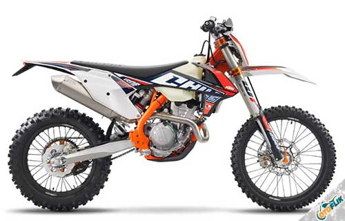 KTM Enduro 250 EXC TPI Six Days