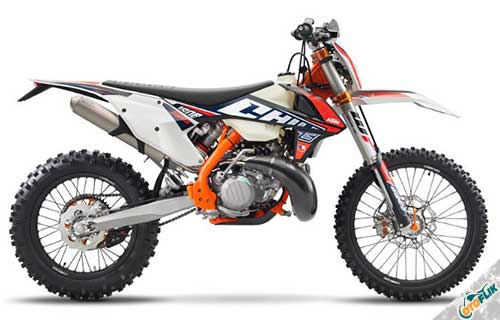KTM Enduro 250 EXC-F Six Days