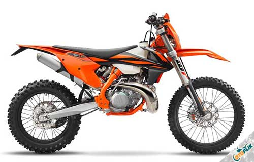KTM Enduro 300 EXC TPI Six Days