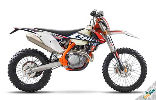 KTM Enduro 450 EXC-F Six Days
