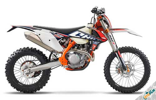 KTM Enduro 500 EXC-F Six Days
