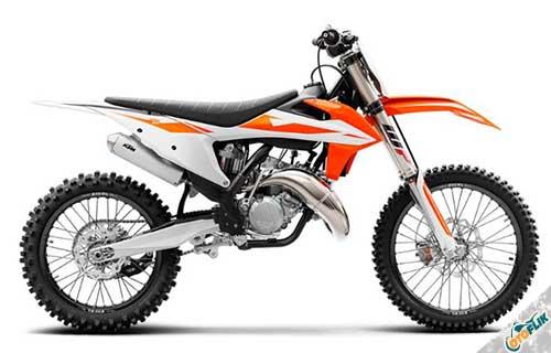 KTM MX 125 SX
