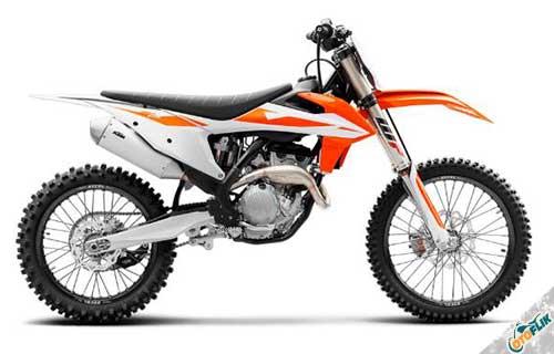 KTM MX 250 SX