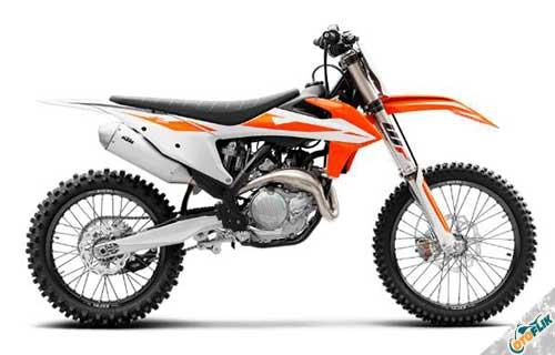 KTM MX 450 SX-F