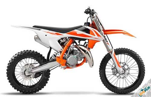 KTM MX 85 SX 19/16