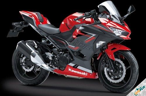 Kawasaki 2019 Ninja 250 SE (ABSMDP)