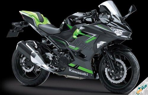 Kawasaki 2019 Ninja 250 SE (MDP)