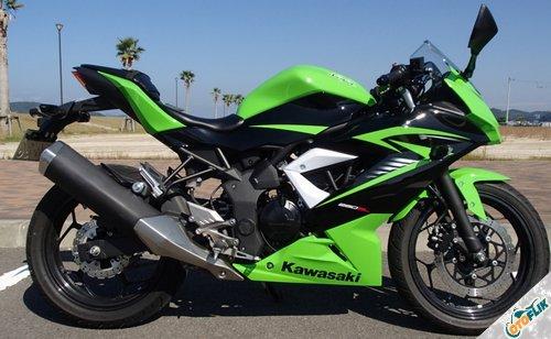 Kawasaki Ninja 250 SL 2017
