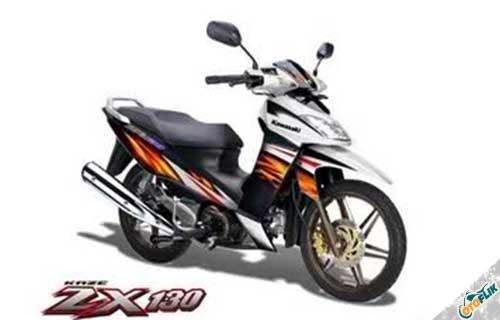 Kawasaki ZX130 2007