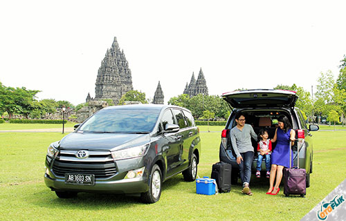 Mobil Keluarga Murah, Nyaman dan Irit BBM