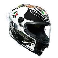 Pista Gp R Limited Edition Ece Dot - Rossi Misano 2016