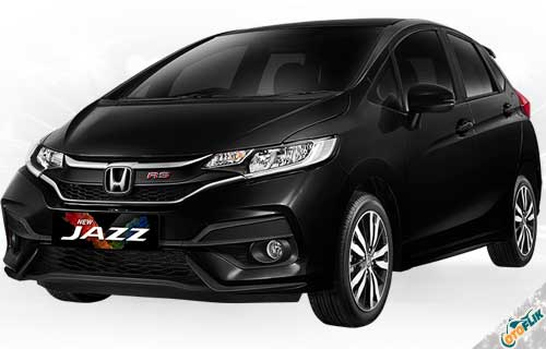 Review Honda Jazz RS