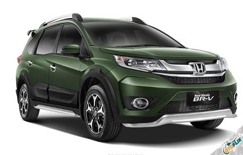 Review Honda New BR-V