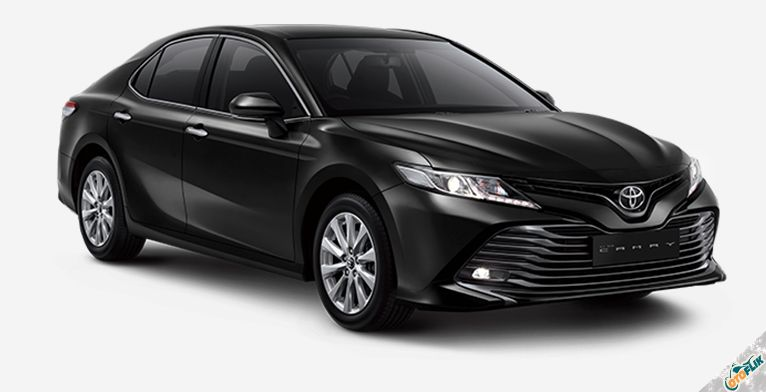 Review Toyota All New Camry