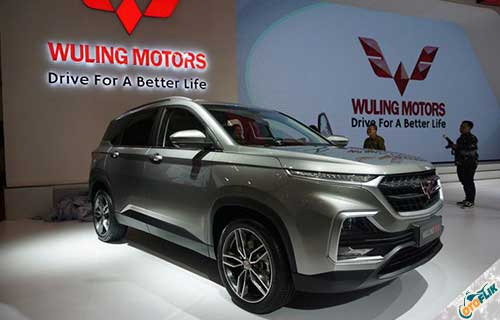 Review Wuling Almaz