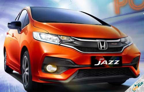Spesifikasi dan Harga Honda Jazz RS